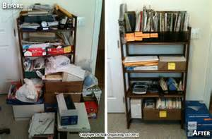 before and after organizing on task organizing professional organizer raleigh nc before after photos