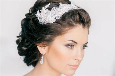 Bridal Hairstyles For Hair With Tiara by Bridal Hairstyles For Hair With Tiara