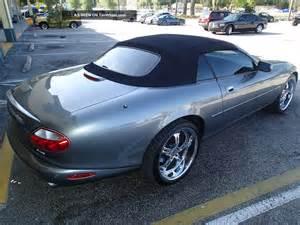 2002 Jaguar Xk8 Convertible 2002 Jaguar Xk R Xk8r Xk8 R Supercharged 370hp