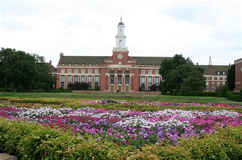 Ou Mba Okc by Oklahoma State Executive Phd Programs