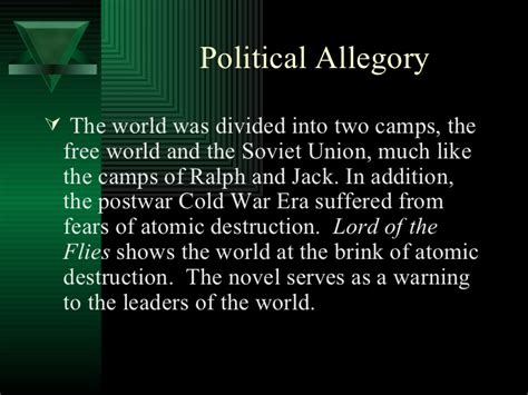 theme of destruction in lord of the flies quot lord of the flies quot powerpoint