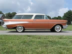 1957 Chevrolet Wagon 1957 Chevrolet Nomad Wagon 89282