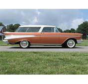 1957 CHEVROLET NOMAD WAGON  Side Pro 89282