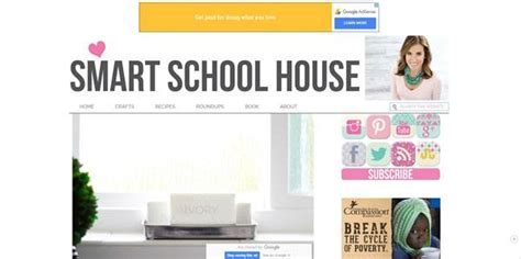 Smart School House by Top 60 Home Decor And Diy Blogs To Visit If You Want To Be