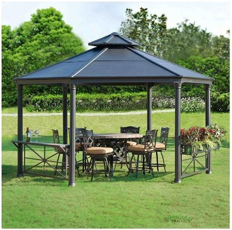 Hardtop Patio Gazebo Hardtop Patio Gazebo Gazeboss Net Ideas Designs And Exles