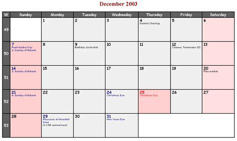 html calendar template ptbsync html calendar