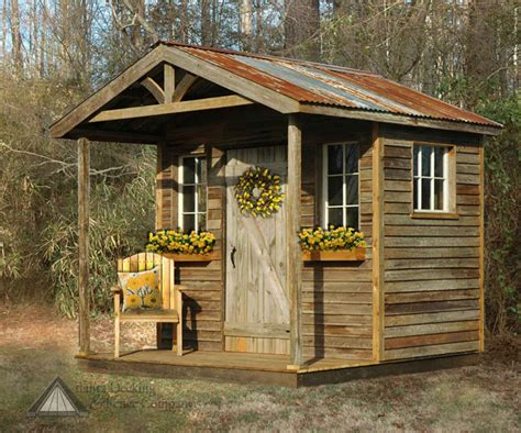 Outdoor Storage Sheds
