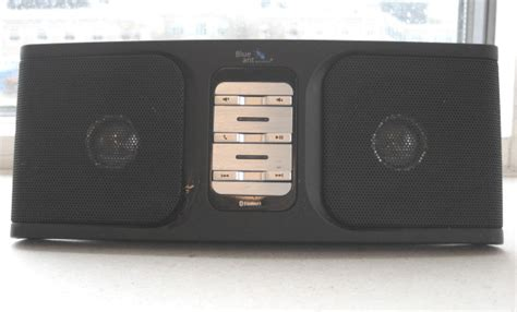 Blueants Blue Sonic Portable Speakers Play Your Phones Via Bluetooth treocentral gt gt products reviews gt gt accessories
