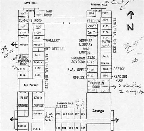 centennial college floor plan un l centennial college 1969 1978 university of