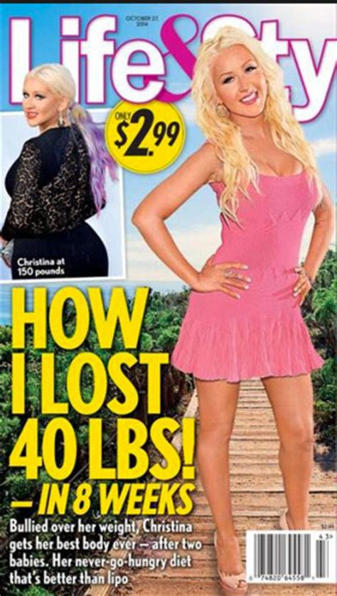 weight loss 2014 aguilera diet weight loss page 2 of 2