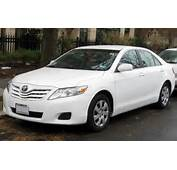 2010 2011 Toyota Camry LE  12 21 2011jpg Wikipedia
