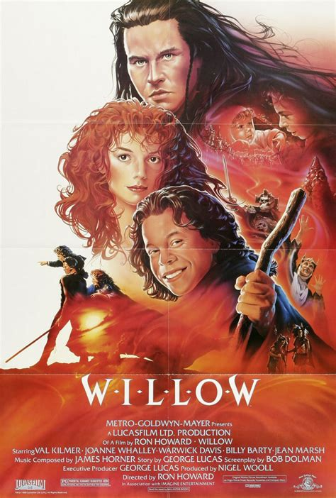 film fantasy willow tales from the old wooden art table monday night magical