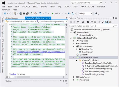 format excel xml converting excel spread sheet to xml format using open xml