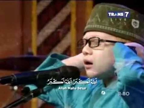 free download mp3 adzan anak adzan merdu anak kecil bule di acara ovj free download video