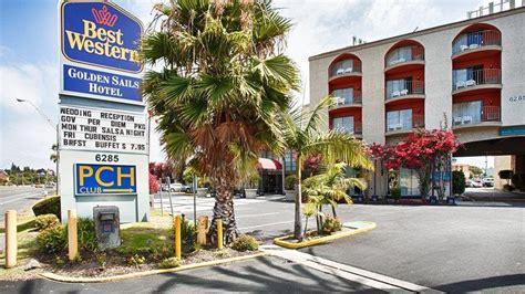 Hotels Along Pch - best western golden sails hotel 6285 e pacific coast highway long beach ca us