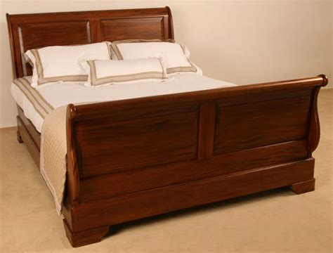 mahogany bed frame wildwood florence mahogany sleigh bed frame at