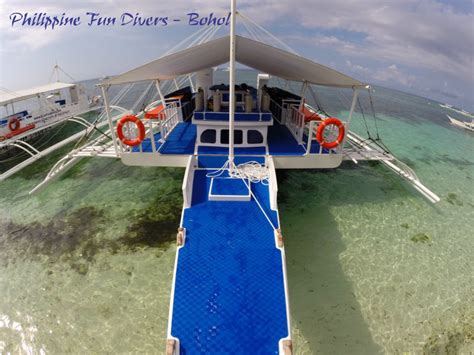 pump boat design philippines our dive boats philippine fun divers bohol