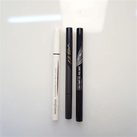 Innisfree Gel Liner Black innisfree clio tonymoly pen eyeliner review