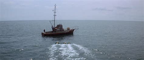 jaws cat boat shot by shot more than 100 reasons why i love spielberg s