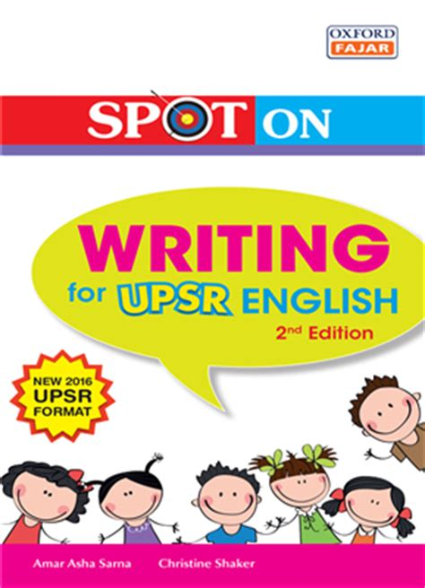 Novel 2nd Karangan Fielding spot on writing for upsr oxford fajar resources for schools higher education
