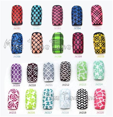 printable nail stencils 17 best images about nails vinyls on pinterest nail art