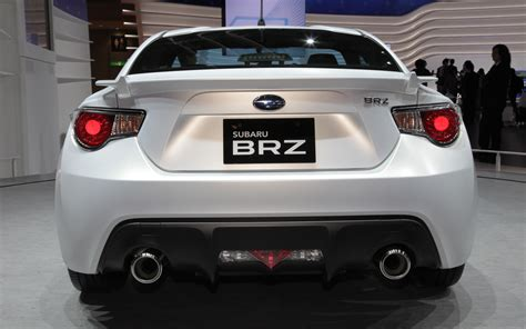 subaru car back subaru brz matte white wheels jpg photo 15