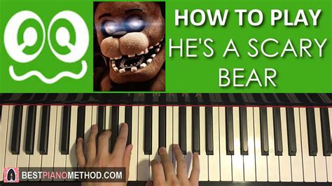 how to play piano a beginnerã s guide to learning the keyboard and techniques books how to play fnaf song he s a scary fandroid