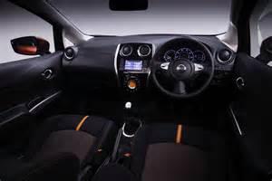 new nissan note interior dashboard