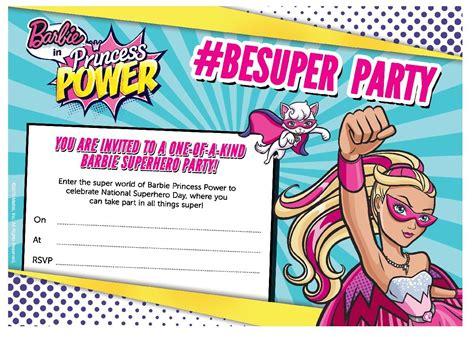 barbie power our barbie besuper party jacintaz3