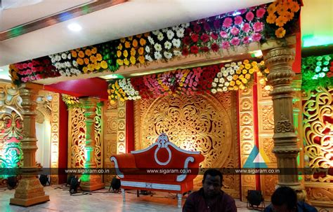 And Company Decorations by Wedding Planning And Wedding Stage Decoration Ponmani