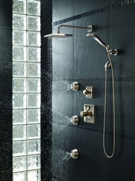 Delta Shower by Faucet Dryden Tempassure Shower Package Rb In