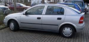 1999 Opel Astra 1999 Opel Astra G Pictures Information And Specs Auto