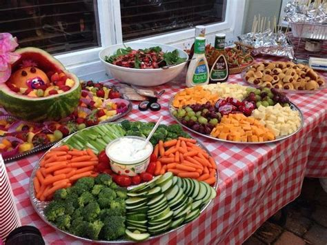 party food for a crowd food ideas 15 easy outdoor party food ideas for a crowd bbq food