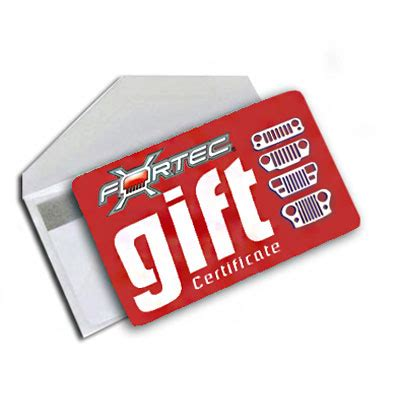 Jeep Gift Cards - 07 17 wrangler jk ft fortecgift fortec 174 gift card and other jeep wrangler parts
