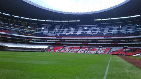 cabecera estadio azteca archivo estadio azteca cancha vista norte jpg wikipedia