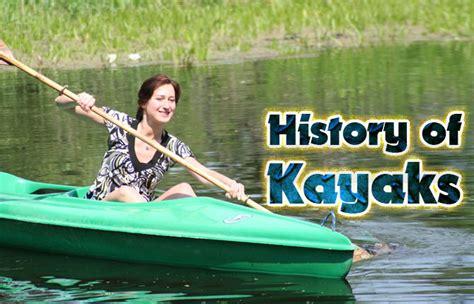 kayak boats history history of kayaks did you know boats