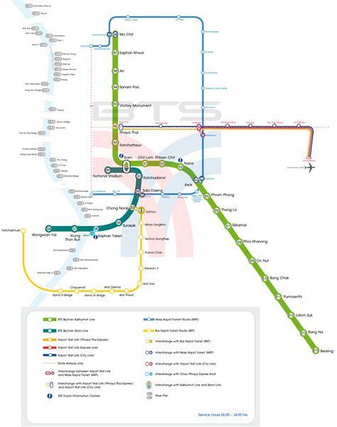 bts route map bangkok bts hotels shopping malls
