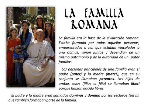 imagenes de la familia romana m 225 s de 25 ideas incre 237 bles sobre familia romana en