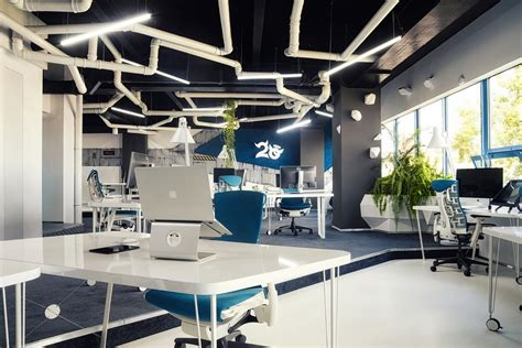 Interior Design Salary San Francisco Quirky Spaceship As Game Studio Office By Ezzo Design