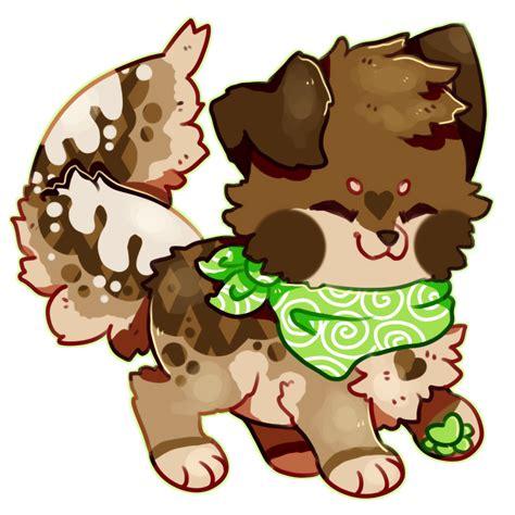 chibi puppy chibi