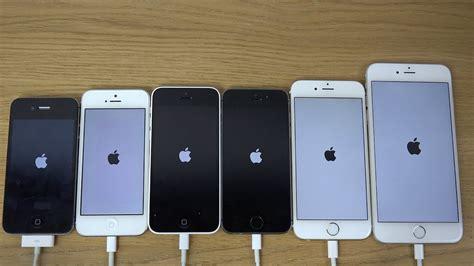 1 iphone 8 plus ios 8 1 1 beta iphone 6 plus vs 6 vs 5s vs 5c vs 5 vs 4s which is faster