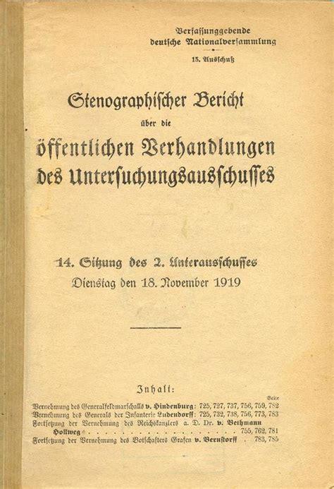 zusammenfassung erklaerung des generalfeldmarschalls von