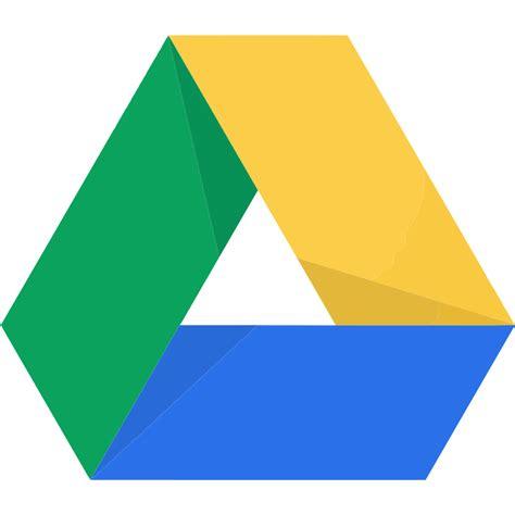 googlr dive file logo of drive svg