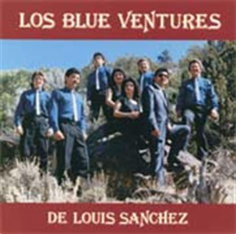 cadenas blue ventures los blue ventures de louis sanchez vol 3 cd atlantis cds