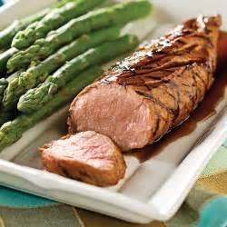 filets de porc marin 233 s au balsamique et 233 rable recettes