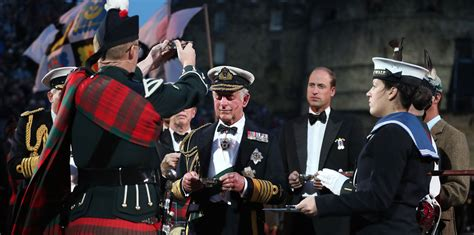 tattoo edinburgh start time the duke of rothesay the duke of cambridge attend the