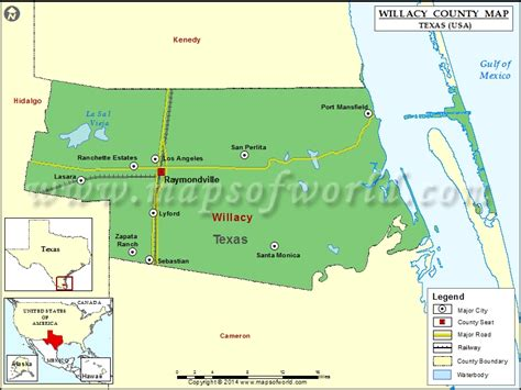 raymondville texas map willacy county map texas