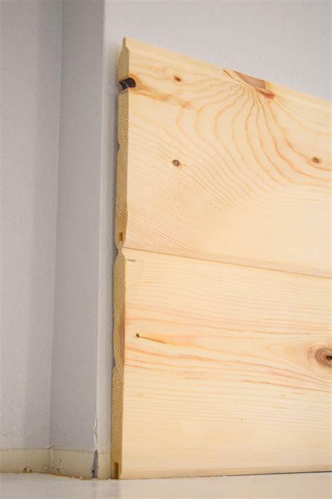 Putting Wood Planks On Walls