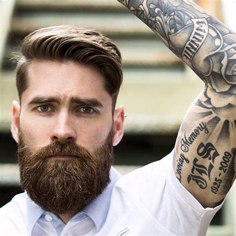 hairstyles 2018 with beard cool beard styles 2018 men s hairstyles haircuts 2018