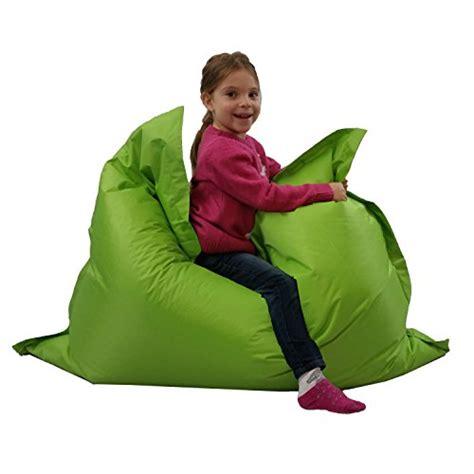 beanbag large 6 way garden lounger childrens
